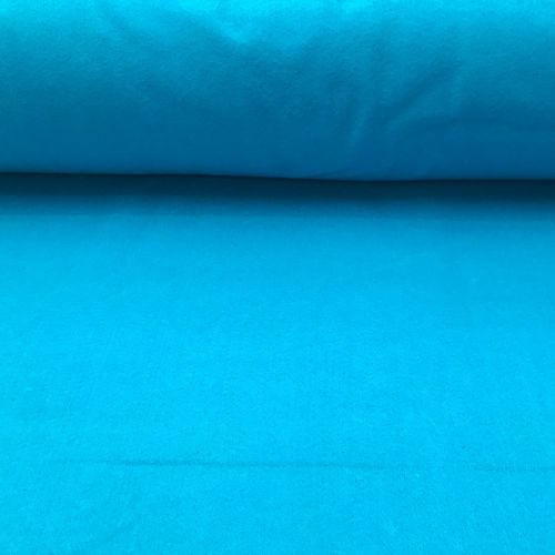1.5mm Felt Fabric Sheet - Aqua Blue - 100% Polyester - Rectangular Sheet