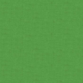 Makower Fabric - Linen Texture Look - Shamrock - 100% Cotton