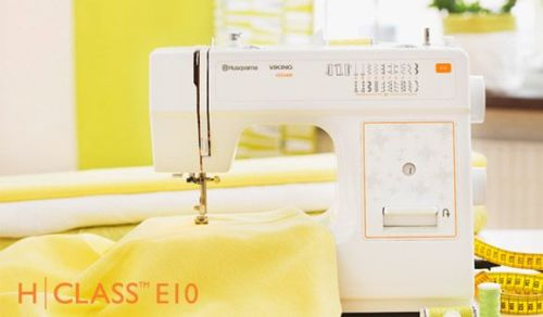 **SALE - Husqvarna Viking - E10 - Entry Level Sewing Machine Usually £169