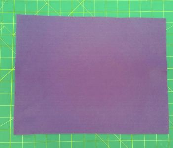 1.5mm Felt Fabric Sheet - Purple - 100% Polyester - Rectangular Sheet