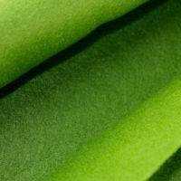 1.5mm Felt Fabric - Moss Green - 100% Polyester - Half Metre