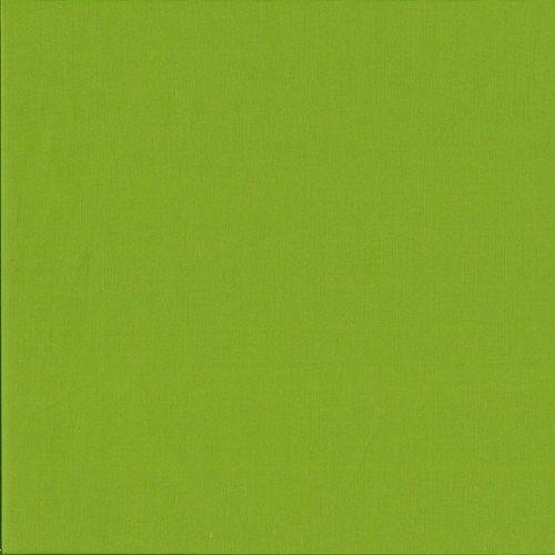 Makower Fabric - Spectrum Solids - pistachio - 100% Cotton