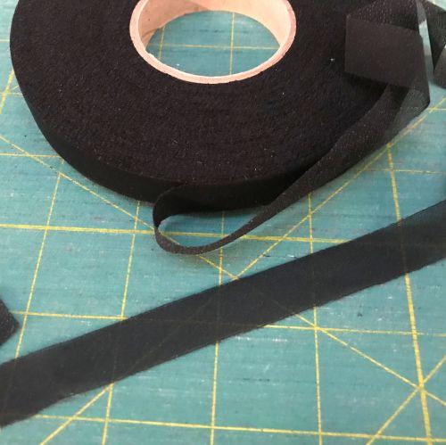 Vlieseline - 15mm Seam Tape - Black - per 5 metre length