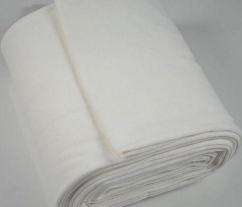 Stretch Ribbing/Collar/Cuff Fabric - Plain White HW - 95% Cotton 5% Lycra H