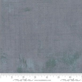 Moda Fabric - Grunge - Smoke Grey - 100% Cotton