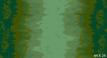 Andover Fabric - Giucy Giuce - Inferno - Forest Green G - 100% Cotton - Half Metre