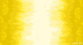 Andover Fabric - Giucy Giuce - Inferno - Sunflower Yellow Y - 100% Cotton - Half Metre