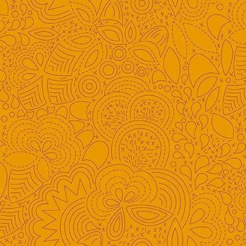 Andover Fabric - Alison Glass - Sun Prints - Stitched - Penny - 100% Cotton - 1/4m+