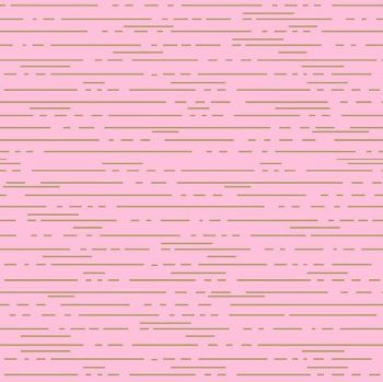 Andover Fabric - Libs Elliot - Greatest Hits - Dashes - Pink - 100% Cotton - 1/4m+