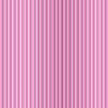 Makower Fabric - Pinstripe - Candy Pink P7 - 100% Cotton - 1/4m+