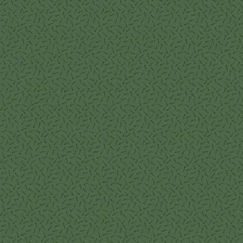 Andover Fabric - Bijoux by Kathy Hall - Arrow Evergreen - 100% Cotton - 1/4m+