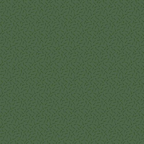 Andover Fabric - Bijoux by Kathy Hall - Arrow Evergreen - 100% Cotton - 1/4