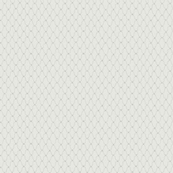 Andover Fabric - Cloud White - Macrame - Grey - 100% Cotton - 1/4m+