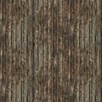 Timeless Treasures Fabric - Wood Planks - Brown - 100% Cotton - 1/4m+