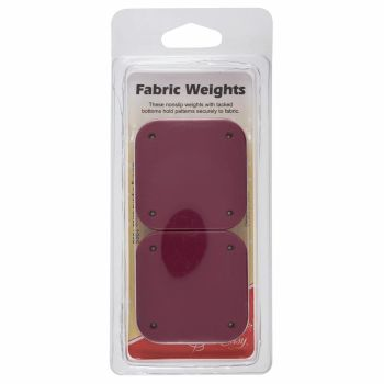 Sew Easy Fabric Weights x 2 - 5.5cm square