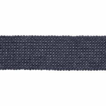 Webbing - Cotton Acrylic - Denim - 30mm Wide - Metre