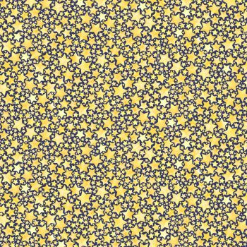 Timeless Treasures Fabric - I Love You To The Moon and Back - Stars - 100% Cotton - 1/4m+