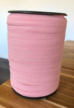 Pink Flat Corded Elastic - 12mm