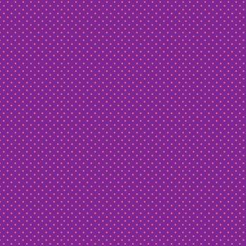 Makower Fabric - Spots - Purple Pink LP - 100% Cotton - 1/4m+