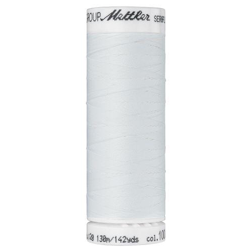 Mettler Thread - Seraflex Stretch - 130m Reel - Eggshell 1000