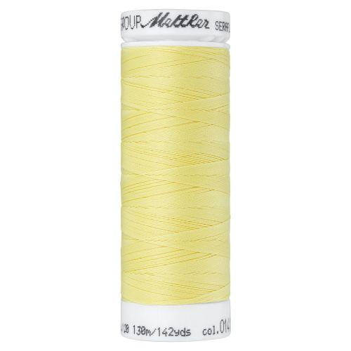 Mettler Thread - Seraflex Stretch - 130m Reel - Daffodil 0141