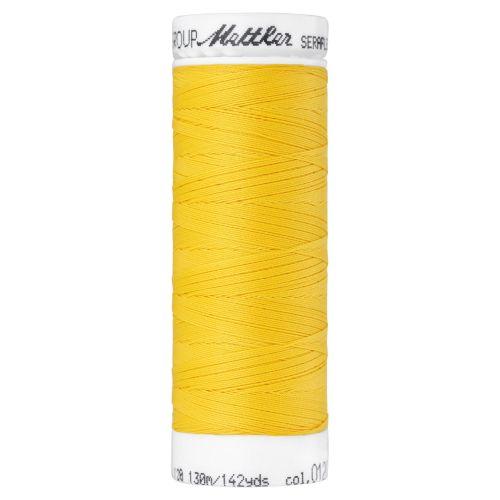 Mettler Thread - Seraflex Stretch - 130m Reel - Summer Sun 0120