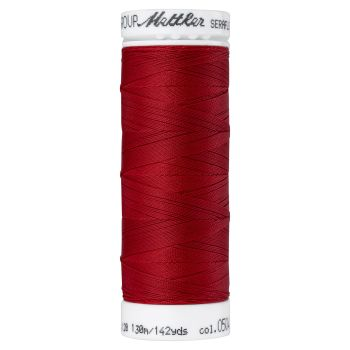 Mettler Thread - Seraflex Stretch - 130m Reel - Country Red 0504