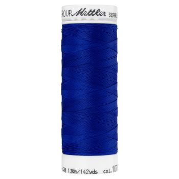 Mettler Thread - Seraflex Stretch - 130m Reel - Fire Blue 1078