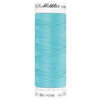 Mettler Thread - Seraflex Stretch - 130m Reel - Aqua 0408