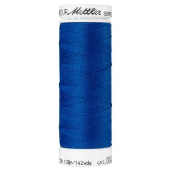 Mettler Thread - Seraflex Stretch - 130m Reel - Colonial Blue 0024