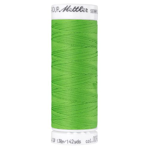Mettler Thread - Seraflex Stretch - 130m Reel - Bright Mint 0092