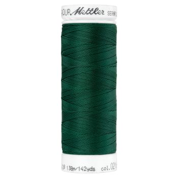 Mettler Thread - Seraflex Stretch - 130m Reel - Dark Green 0216