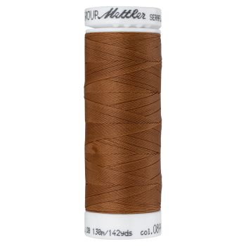 Mettler Thread - Seraflex Stretch - 130m Reel - Bronze 0899