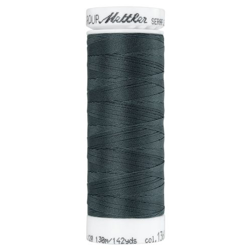 Mettler Thread - Seraflex Stretch - 130m Reel - Whale 1360