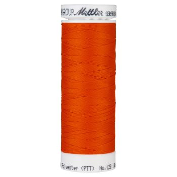 Mettler Thread - Seraflex Stretch - 130m Reel - Paprika 0450