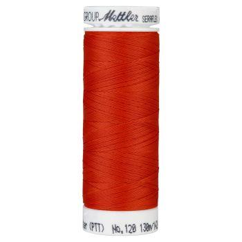 Mettler Thread - Seraflex Stretch - 130m Reel - Vermillion 1336