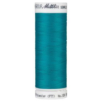 Mettler Thread - Seraflex Stretch - 130m Reel - Truly Teal 0232