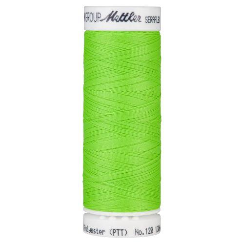 Mettler Thread - Seraflex Stretch - 130m Reel - Green Viper 7027