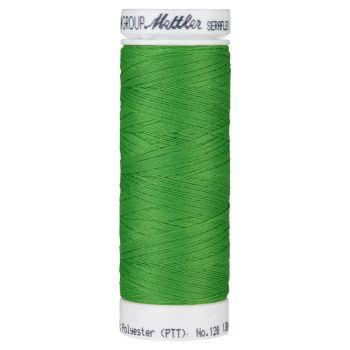 Mettler Thread - Seraflex Stretch - 130m Reel - Light Kelly 1099