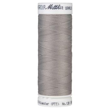 Mettler Thread - Seraflex Stretch - 130m Reel - Silver Coin 0340