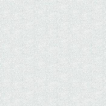 Makower Fabric - Christmas Metallic Essentials - Pin Dot - Silver - 100% Cotton - 1/4m+