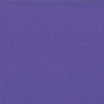 Moda Fabric - Bella Solids - Amelia Purple - 100% Cotton