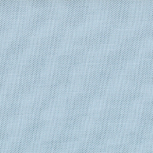 Moda Fabric - Bella Solids - Blue - 100% Cotton