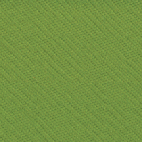 Moda Fabric - Bella Solids - Leaf Green - 100% Cotton