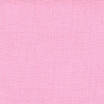 Moda Fabric - Bella Solids - Amelia Pink - 100% Cotton