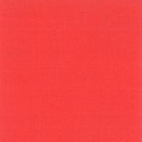 Moda Fabric - Bella Solids - Geranium - 100% Cotton