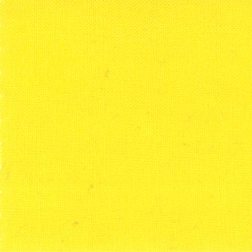 Moda Fabric - Bella Solids - Sunflower - 100% Cotton
