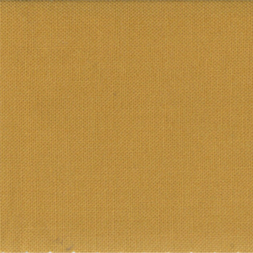 Moda Fabric - Bella Solids - Harvest Gold - 100% Cotton