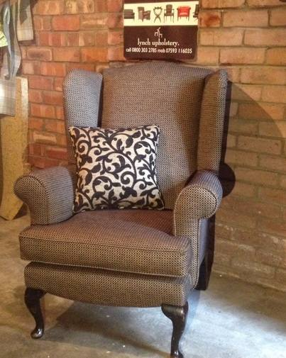 wing bk chair