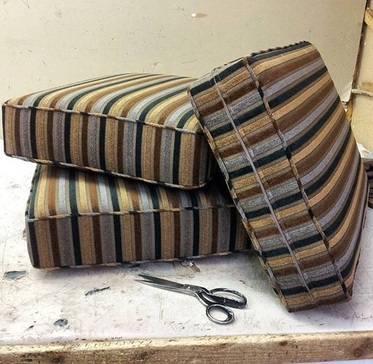 image box cushion